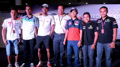 Malaysian Riders, Sepang Circuit