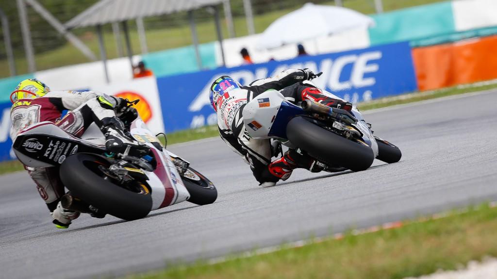 Moto2 Sepang FP2