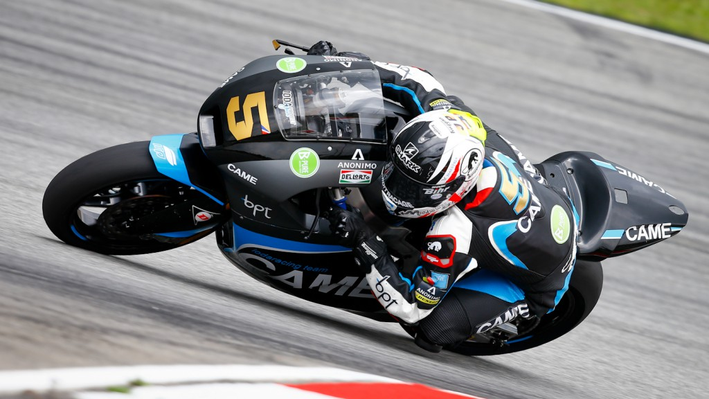 Johann Zarco, Came IodaRacing Project, Sepang QP