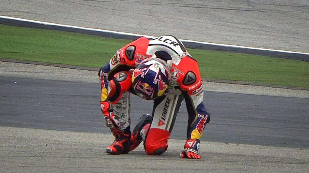 Stefan Bradl, LCR Honda MotoGP, Sepang FP4