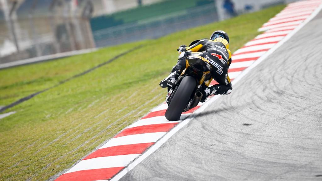 Thomas Luthi, Interwetten Paddock Moto2 Racing, Sepang FP3