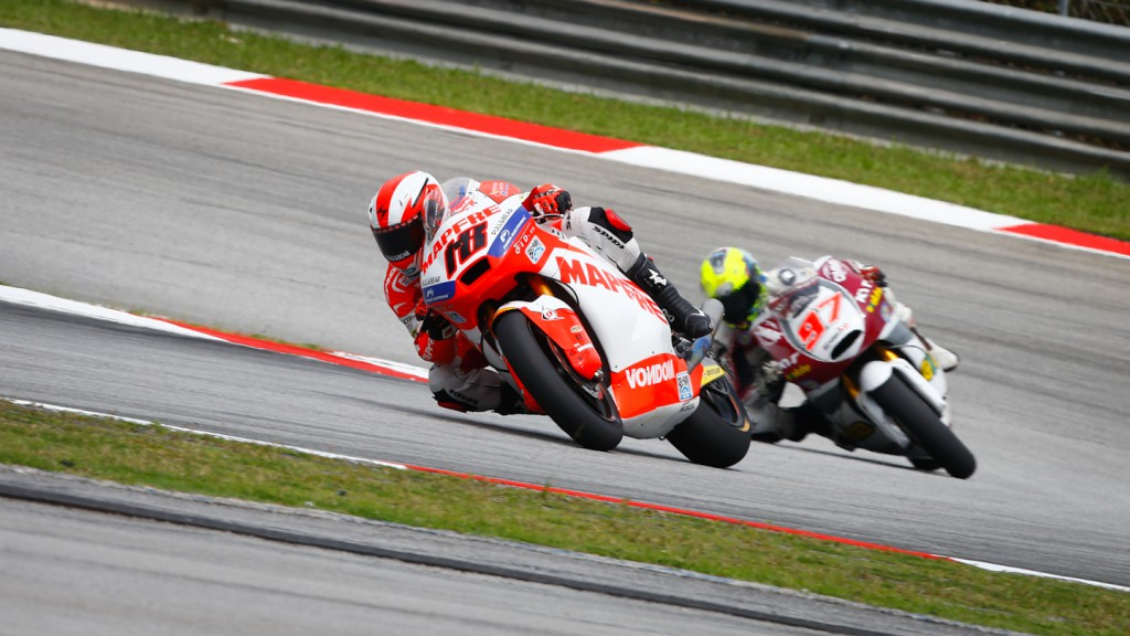 Nico Terol, Aspar Team Moto2, Sepang QP