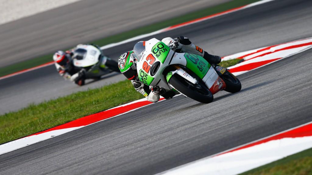 Niccolò Antonelli, GO&FUN Gresini Moto3, Sepang QP