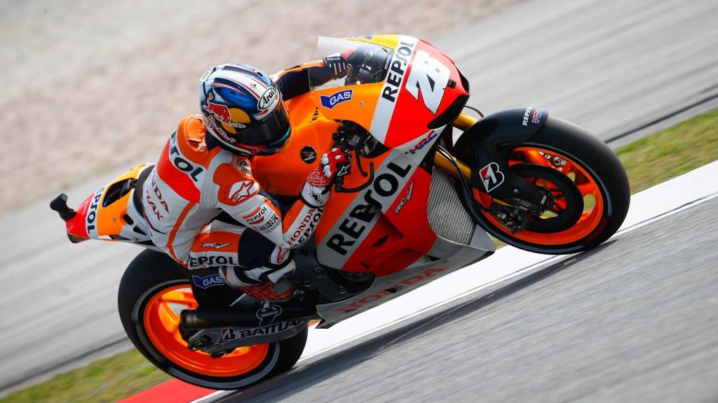 Dani Pedrosa, Repsol Honda Team, Sepang FP3