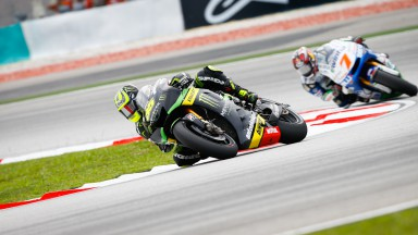 Cal Crutchlow, Monster Yamaha Tech 3, Sepang Q2