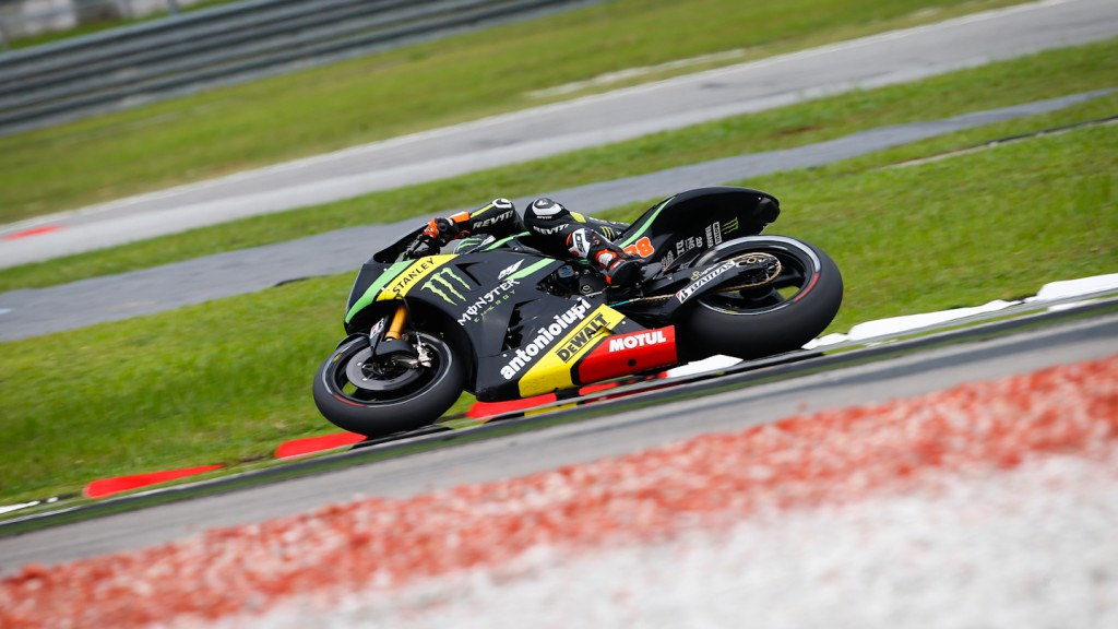 Bradley Smith, Monster Yamaha Tech 3, Sepang Q2