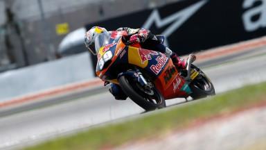 Luis Salom, Red Bull KTM Ajo, Sepang FP3