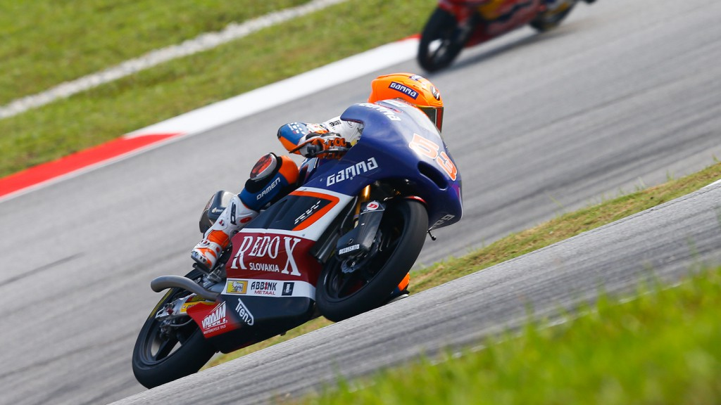 Jasper Iwema, RW Racing GP, Sepang QP
