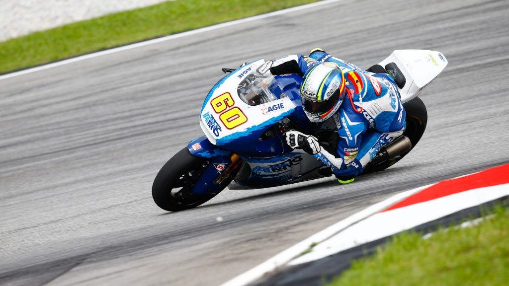 Julian Simon, Italtrans Racing Team, Sepang FP3