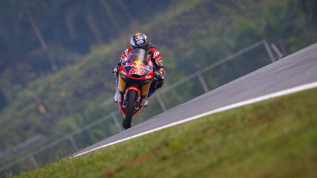 Zulfahmi Khairuddin, Red Bull KTM Ajo, Sepang QP