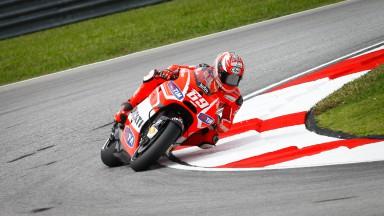 Nicky Hayden, Ducati Team, Sepang Q2