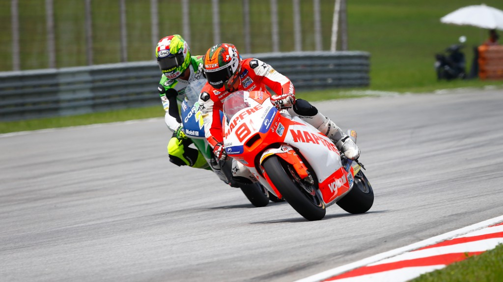 Jordi Torres, Aspar Team Moto2, Sepang QP