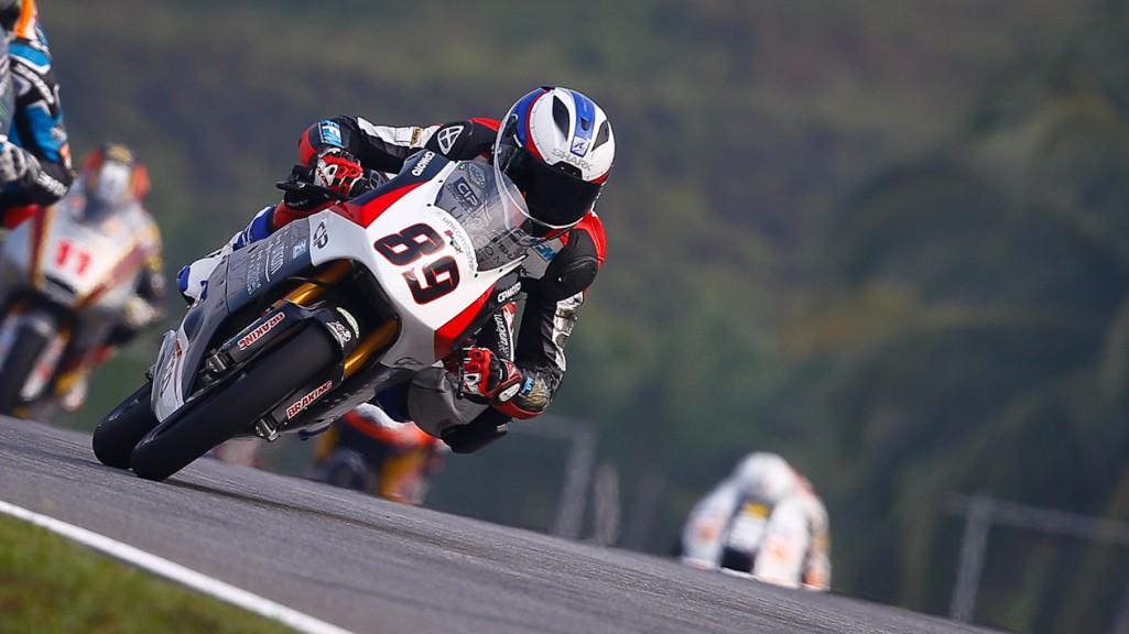 Alan Techer, CIP Moto3, Sepang QP