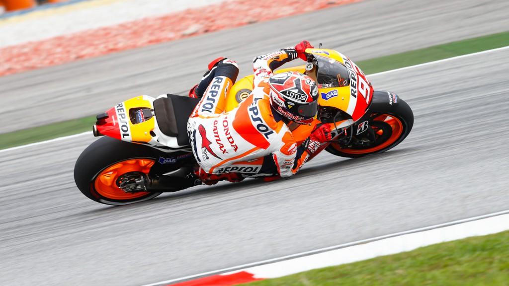 Marc Marquez, Repsol Honda Team, Sepang FP3