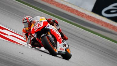 Marc Marquez, Repsol Honda Team, Sepang Q2