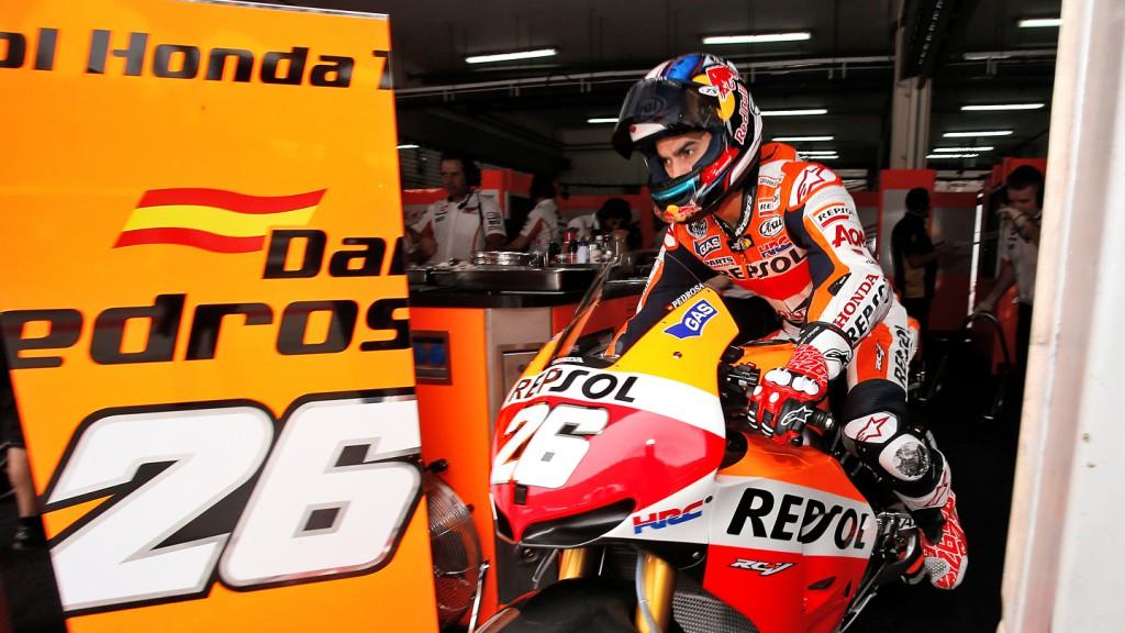 Dani Pedrosa, Repsol Honda Team, Sepang Q2