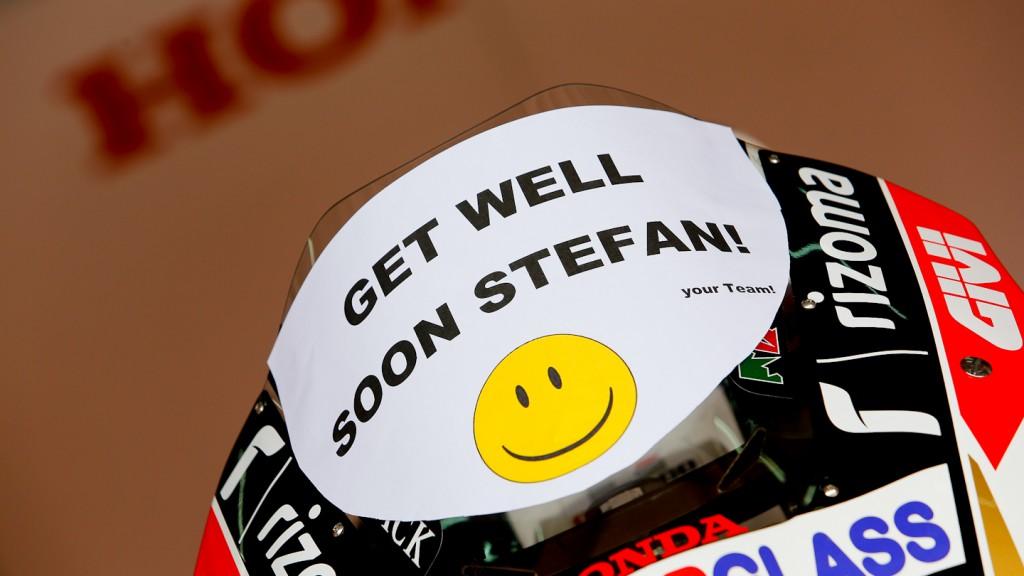 Stefan Bradl, LCR Honda MotoGP, Sepang WUP