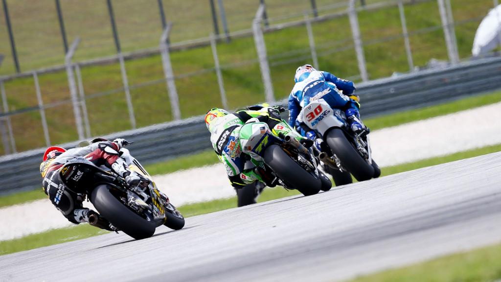 Moto2 Sepang RAC
