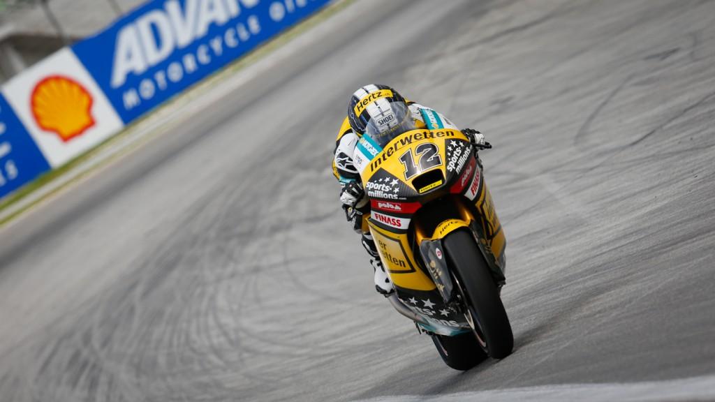 Thomas Luthi, Interwetten Paddock Moto2 Racing, Sepang RAC