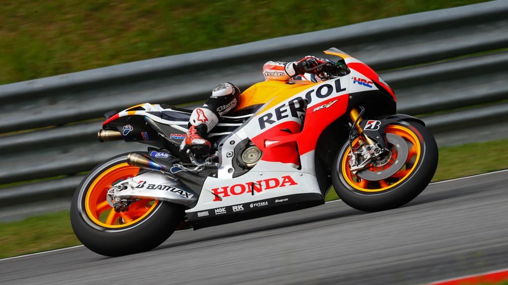 Dani Pedrosa, Repsol Honda Team, Sepang WUP