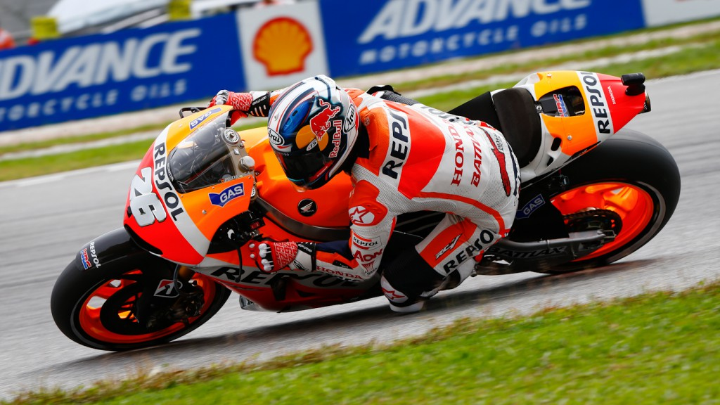 Dani Pedrosa, Repsol Honda Team, Sepang RAC