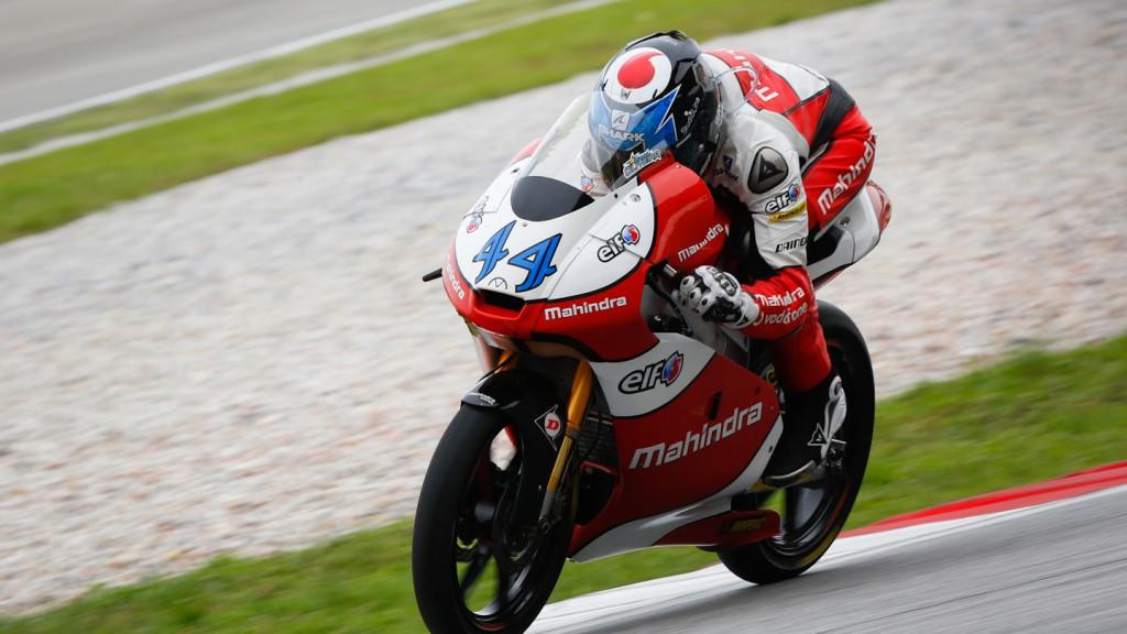 Miguel Oliveira, Mahindra Racing, Sepang RAC