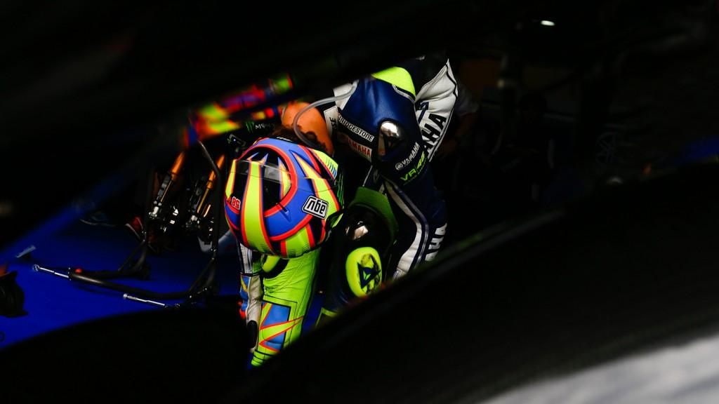 Valentino Rossi, Yamaha Factory Racing, Sepang WUP