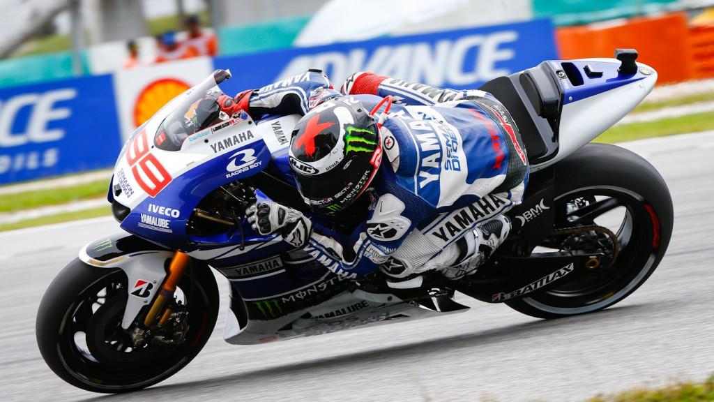 Jorge Lorenzo, Yamaha Factory Racing, Sepang RAC