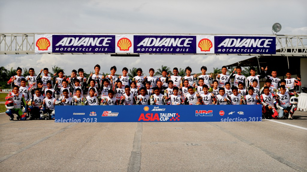Shell Advance Asia Talent Cup Selection Event