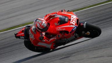Nicky Hayden, Ducati Team, Sepang RAC