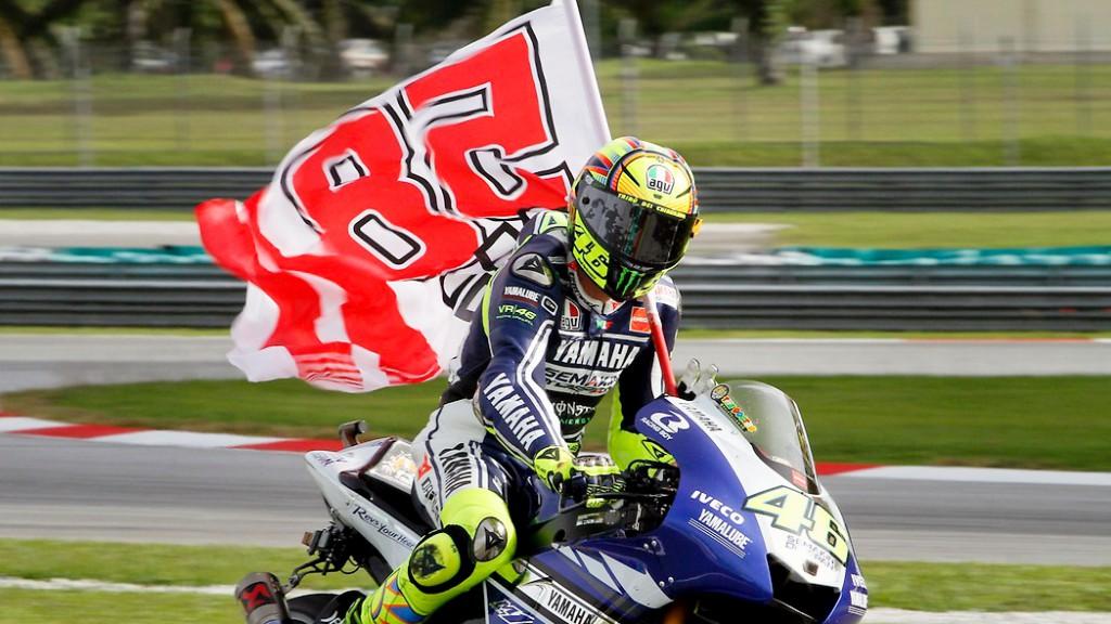 Valentino Rossi, Yamaha Factory Racing, Sepang RAC