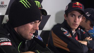 What They're Saying: Phillip Island's Thursday press conference