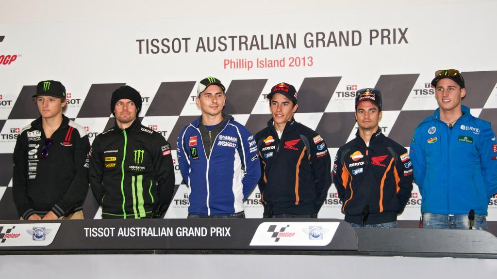 Tissot Australian Grand Prix Press Conference