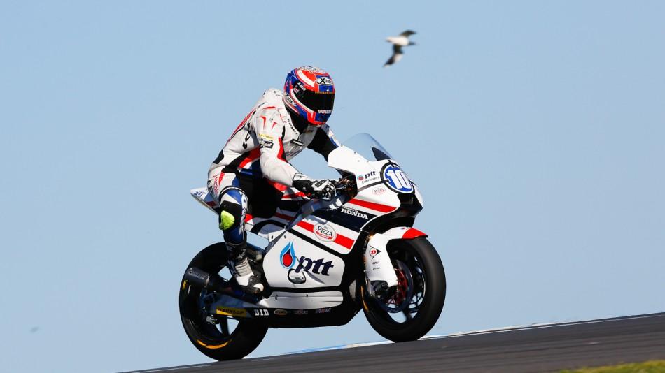 motogp.com · Moto2 Phillip Island FP2