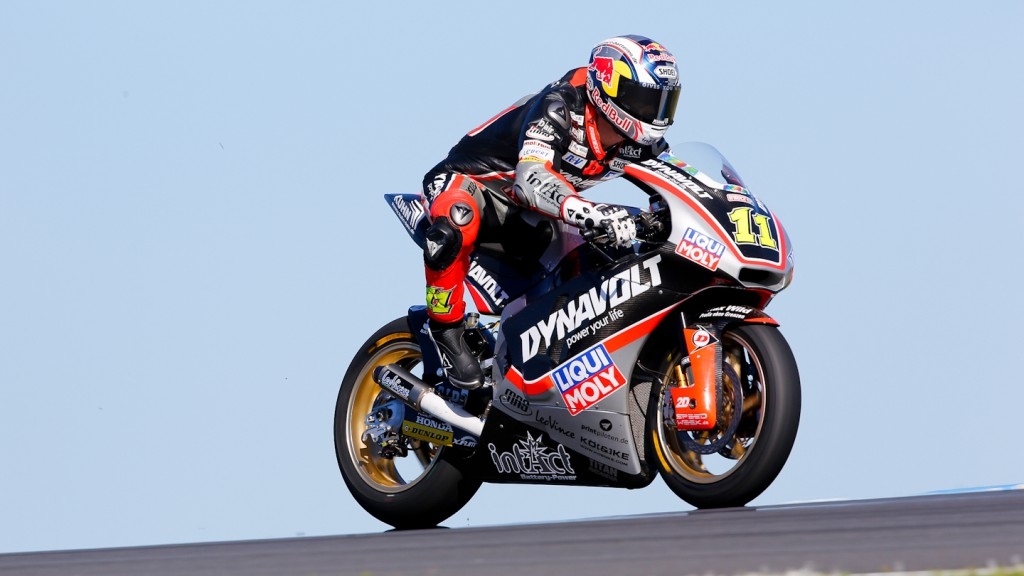 Moto2 Phillip Island FP2