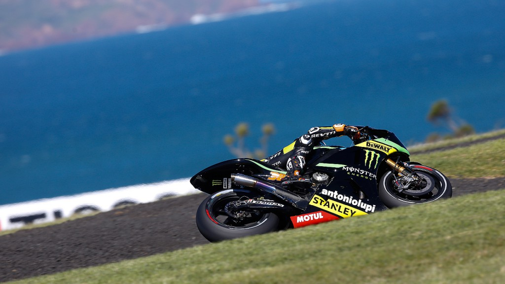 Bradley Smith, Monster Yamaha Tech 3, Phillip Island FP2