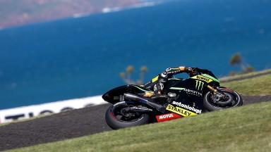 Bradley Smith, Monster Yamaha Tech 3, Phillip Island FP2