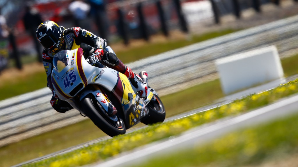 Scott Redding, Marc VDS Racing Team, Phillip Island FP2
