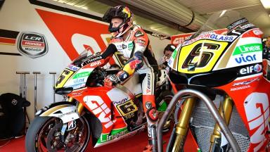 Stefan Bradl, LCR Honda MotoGP, Phillip Island FP1