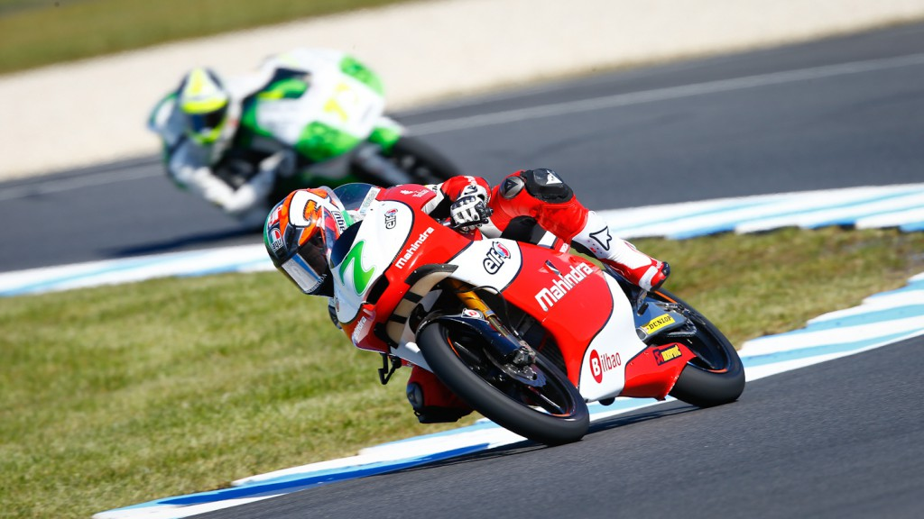Moto3 Phillip Island FP2