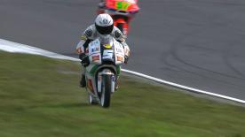 Phillip Island 2013 - Moto3 - FP3 - Action - Romano Fenati