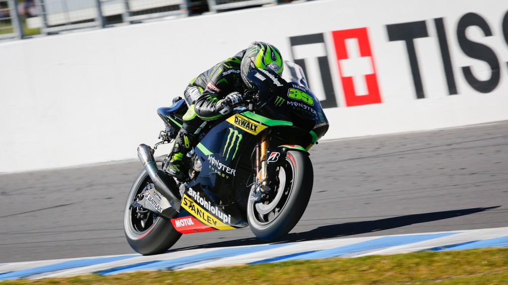 Cal Crutchlow, Monster Yamaha Tech 3, Phillip Island Q2