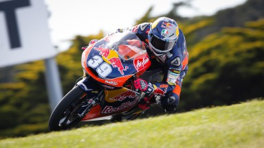 Luis Salom, Red Bull KTM Ajo, Phillip Island QP