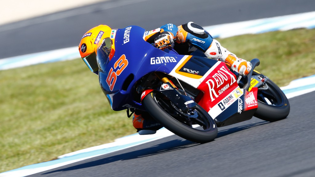 Jasper Iwema, RW Racing GP, Phillip Island FP3