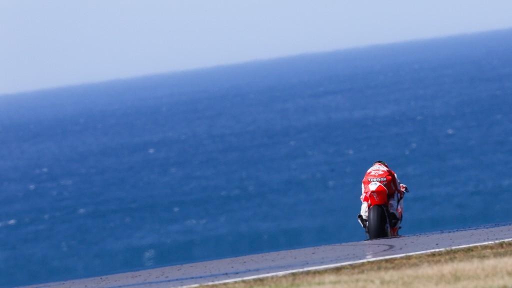 Jordi Torres, Aspar Team Moto2, Phillip Island QP