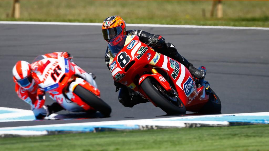 Moto2 Phillip Island QP