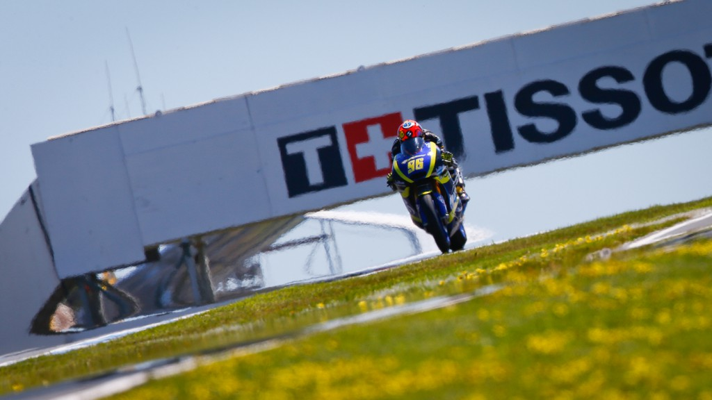 Louis Rossi, Tech 3, Phillip Island QP