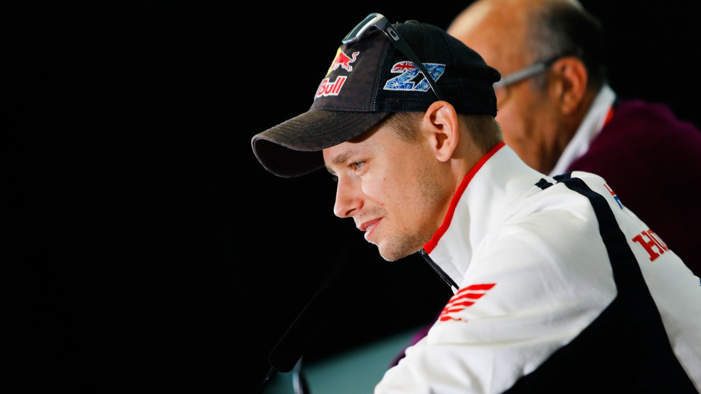 MotoGP Legend Casy Stoner