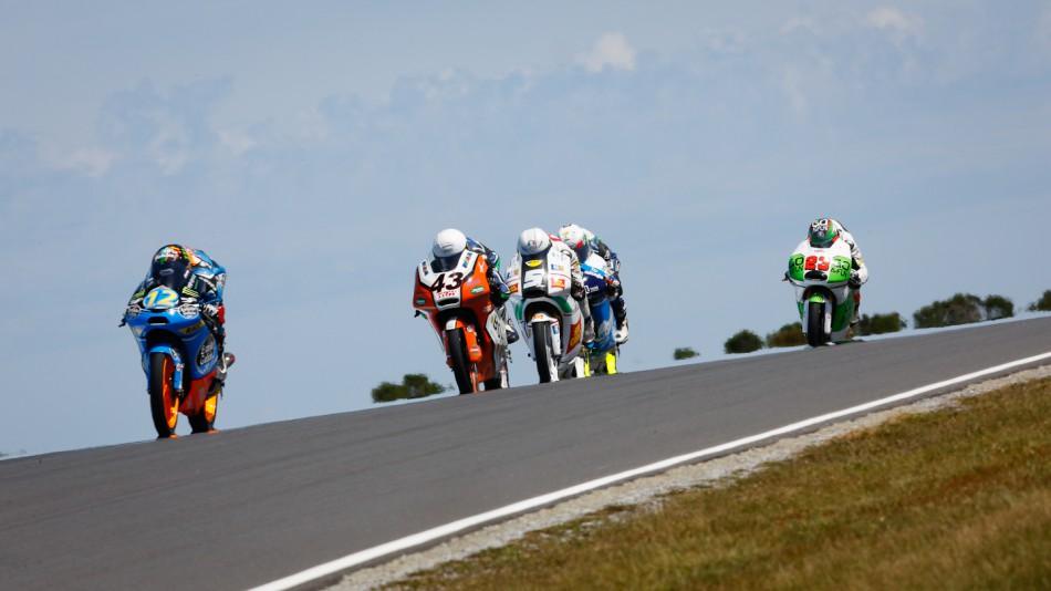 motogp.com · Moto3 Phillip Island QP