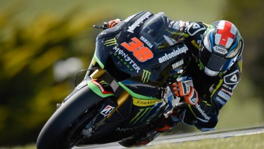 Bradley Smith, Monster Yamaha Tech 3, Phillip Island Q2